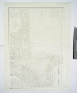 Map of New-York Bay and Harbor and the environs / founded upon a trigonometrical survey under the direction of F.R. Hassler, superintendent of the Survey of the Coast of the United States ; triangulation by James Ferguson and Edmund Blunt, assistants ; t