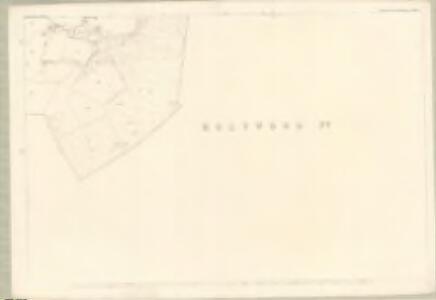 Dumfries, Sheet XLVIII.3 (Dunscore) - OS 25 Inch map