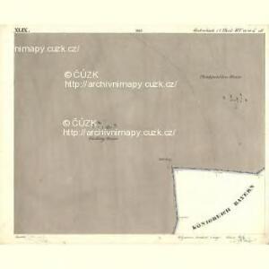 Stubenbach I. Theil - c6088-1-044 - Kaiserpflichtexemplar der Landkarten des stabilen Katasters