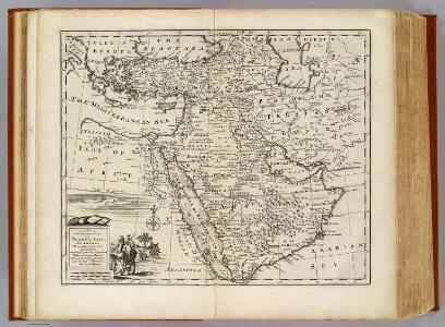 Turky in Asia, Arabia &c.