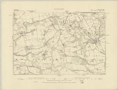 Herefordshire XIII.SW - OS Six-Inch Map