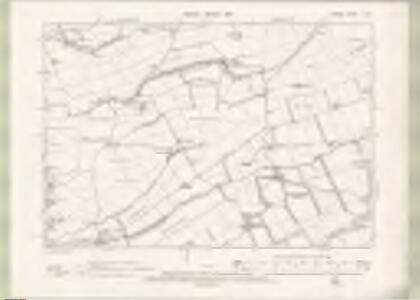Ayrshire Sheet L.NW - OS 6 Inch map