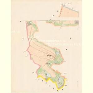 Wtschelnitz - c5204-2-005 - Kaiserpflichtexemplar der Landkarten des stabilen Katasters