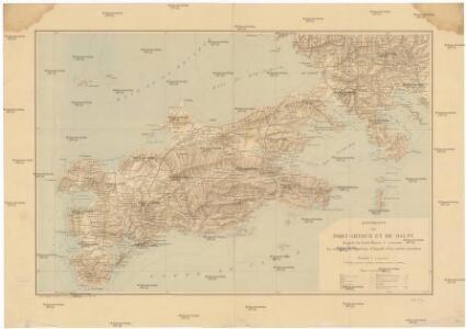 Environs de Port-Arthur et de Dalny