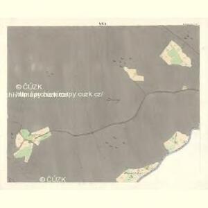 Ostrawitz - m2189-1-027 - Kaiserpflichtexemplar der Landkarten des stabilen Katasters
