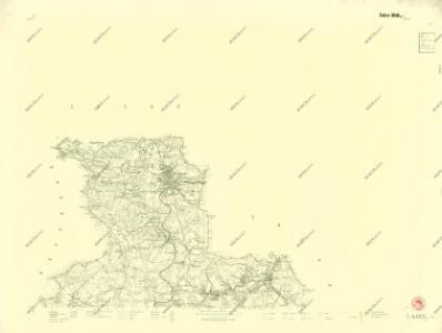 III. vojenské mapování 3848/4