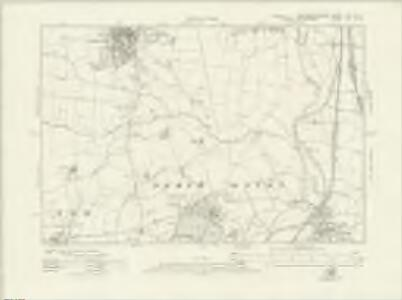 Northamptonshire LXVI.NW - OS Six-Inch Map
