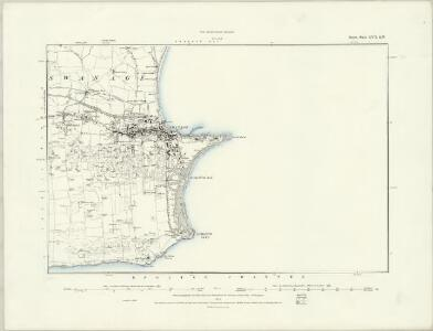 Dorset LVI.NE - OS Six-Inch Map