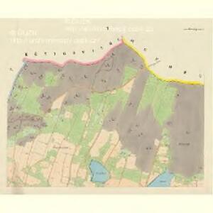 Nieder Ehrenberg - c1317-2-002 - Kaiserpflichtexemplar der Landkarten des stabilen Katasters