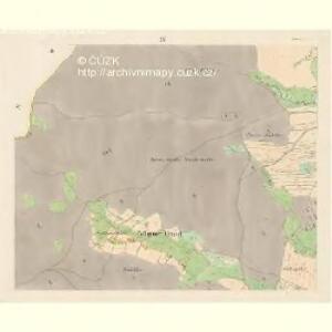 Petlarn - c9379-1-004 - Kaiserpflichtexemplar der Landkarten des stabilen Katasters