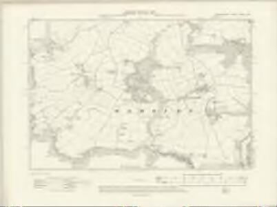 Devonshire CXXX.NW - OS Six-Inch Map