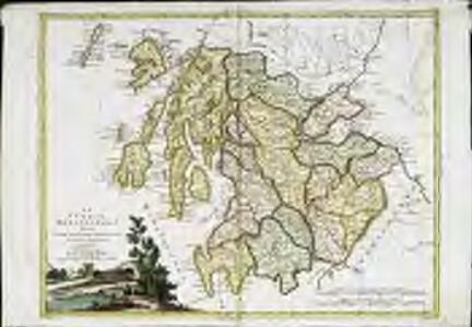 La Scozia meridionale