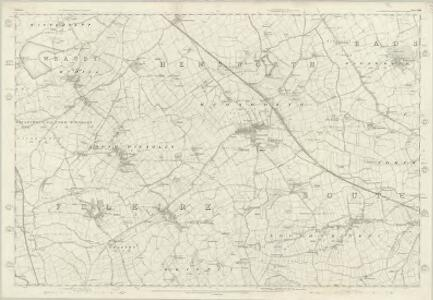 Yorkshire 263 - OS Six-Inch Map