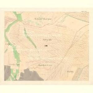 Mutienitz - m1904-1-011 - Kaiserpflichtexemplar der Landkarten des stabilen Katasters