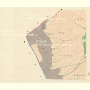Polein (Polanin) - m2218-1-002 - Kaiserpflichtexemplar der Landkarten des stabilen Katasters