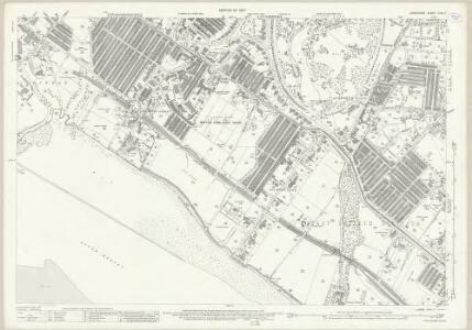 Lancashire CXIII.7 (includes: Liverpool) - 25 Inch Map