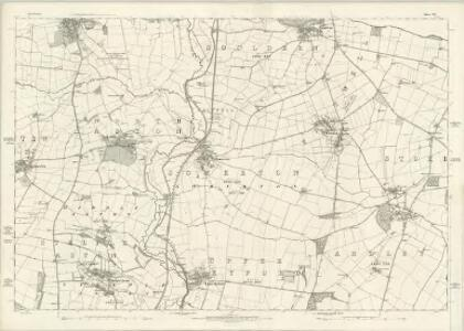 Oxfordshire XIV - OS Six-Inch Map