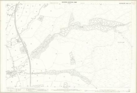 Westmorland XLIV.1 (includes: Middleton) - 25 Inch Map