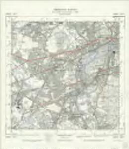 TQ17 - OS 1:25,000 Provisional Series Map