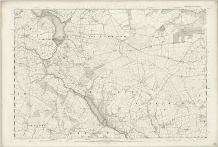 Yorkshire CLII - OS Six-Inch Map
