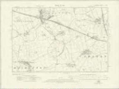 Durham L.NW - OS Six-Inch Map
