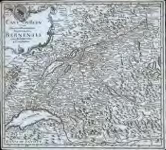 Canton Bern sive illustris helvetiorum respublica Bernensis