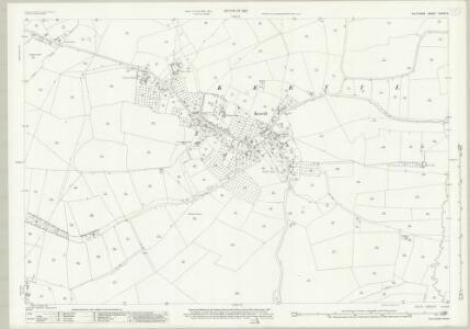 Wiltshire XXXIX.6 (includes: Great Hinton; Keevil; Steeple Ashton) - 25 Inch Map