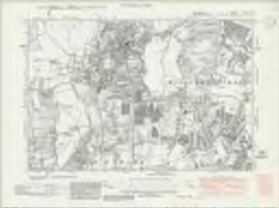 Middlesex XIV.NE - OS Six-Inch Map