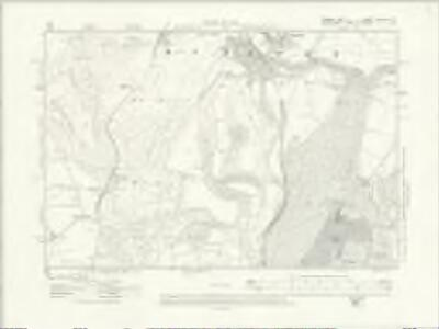 Sussex XXXIII.NW - OS Six-Inch Map
