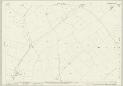 Leicestershire XX.4 (includes: Freeby; Garthorpe; Waltham) - 25 Inch Map