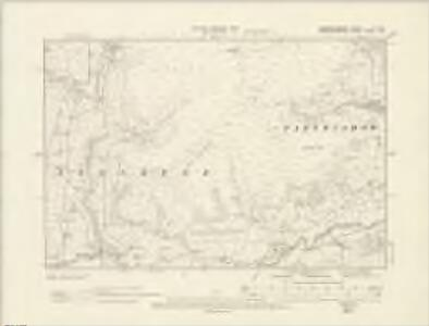 Monmouthshire III.SW - OS Six-Inch Map