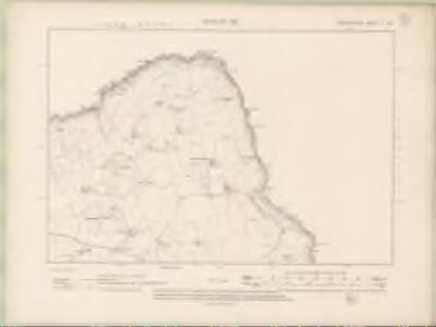 Wigtownshire Sheet V.NW - OS 6 Inch map