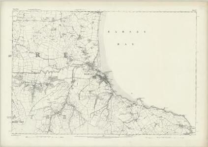 Isle of Man V - OS Six-Inch Map