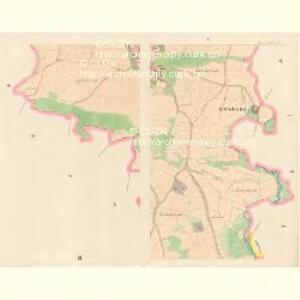 Wollenitz - c8759-1-003 - Kaiserpflichtexemplar der Landkarten des stabilen Katasters