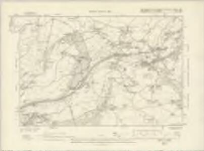 Gloucestershire LXXVII.SE & LXXVIII.SW - OS Six-Inch Map