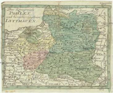 Das Königreich Pohlen und Grosherzogthum Litthauen