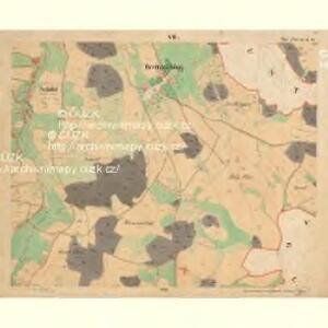 Kaltenbrunn - c7498-1-009 - Kaiserpflichtexemplar der Landkarten des stabilen Katasters