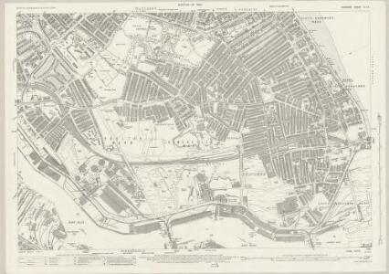 Cheshire VII.15 (includes: Birkenhead St Mary; Wallasey) - 25 Inch Map
