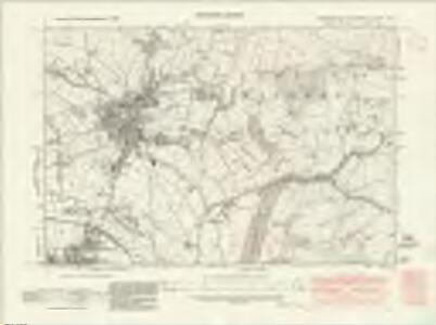 Yorkshire CLXXXV.NE - OS Six-Inch Map