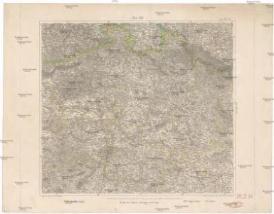 [Karte vom Preussische Staate und den angränzenden Ländern, östlich von Berlin]