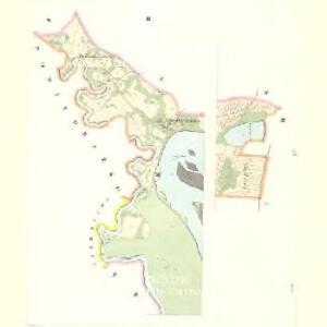 Wall - c8310-1-003 - Kaiserpflichtexemplar der Landkarten des stabilen Katasters