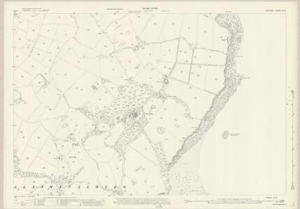Anglesey III.16 (includes: Llaneilian) - 25 Inch Map