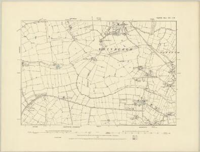 Norfolk LVI.NE - OS Six-Inch Map
