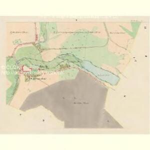 Pradlo - c6067-1-004 - Kaiserpflichtexemplar der Landkarten des stabilen Katasters