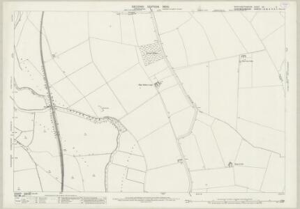 Northamptonshire XIII.3 (includes: Elton; Fotheringhay; Nassington; Sibson Cum Stibbington; Water Newton) - 25 Inch Map