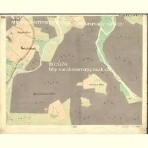 Stadln - c7347-1-014 - Kaiserpflichtexemplar der Landkarten des stabilen Katasters