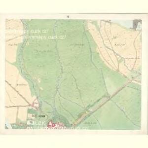 Wittingau - c8043-1-004 - Kaiserpflichtexemplar der Landkarten des stabilen Katasters