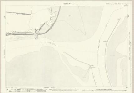 Durham XLV.12 (includes: Billingham; Greatham; Redcar; Seaton) - 25 Inch Map