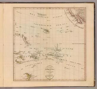 3. Atlas des ganzen Erdkreises.