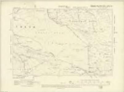 Yorkshire CXCIX.NE - OS Six-Inch Map